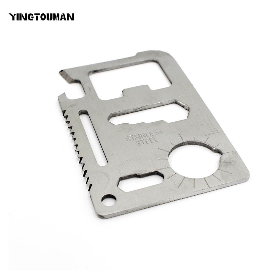 Yingtouman 11 In 1 Multifunction Outdoor Hunting Survival Camping Pocket-YT Outdoor Store-Bargain Bait Box