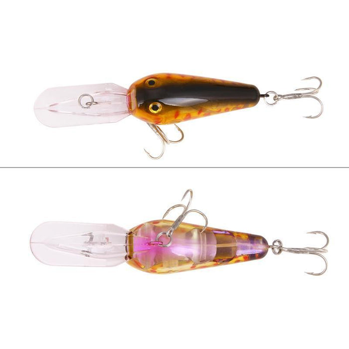 Ytqhxy Model Fishing Lure Crank 90Mm 11G Big Wobbers 6 Colors Swimbait With-YTQHXY Fishing (china) Store-A-Bargain Bait Box
