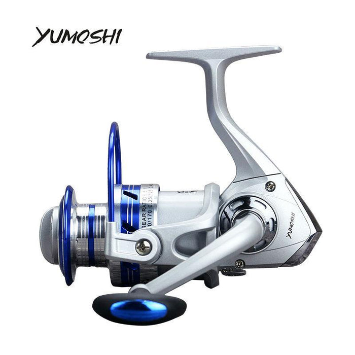 Yumoshi Al All Metal Wire Cup 1000-7000 Metal Fishing Reel Reels-Spinning Reels-yumoshi Official Store-1000 Series-Bargain Bait Box