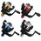 Yumoshi Jl200 Electroplating Fishing Reels Exchangable Handle Fishing Reel-Spinning Reels-ON THE WAY Store-Gold-Bargain Bait Box