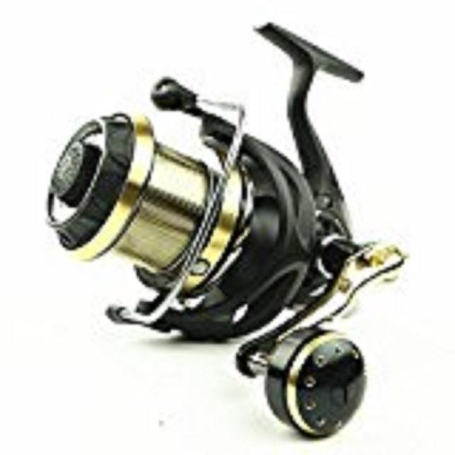 Yumoshi Spinning Light Carbon Reel9+1 5.1:1 Fresh/Salt Water Baitcasting Fishing-Spinning Reels-Cycling Zone Store-Silver-4000 Series-Bargain Bait Box