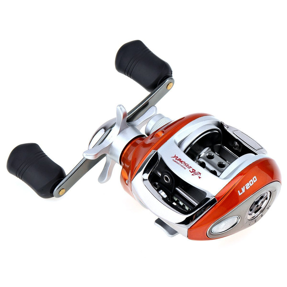 Yumoshi Wholesale Fishing Baitcasting Reel 12+1Bb 6.3:1 Gear Ratio Stainless-Baitcasting Reels-FirstSport Store-Left Hand-Bargain Bait Box