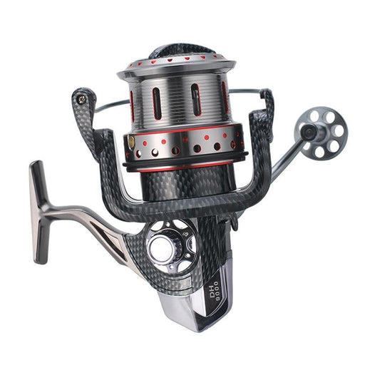 Yuyu Carbon Fishing Spinning Reel 9000 10000 Metal Spool 14+1Bb Saltwater-Fishing Reels-YUYU Official Store-metal spool-9000 Series-Bargain Bait Box