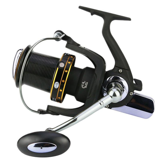 Yuyu Sea Fishing Spinning Reel 6000 7000 8000 10000 Metal Spool 13+1Bb Saltwater-Fishing Reels-YUYU Official Store-13-6000 Series-Bargain Bait Box