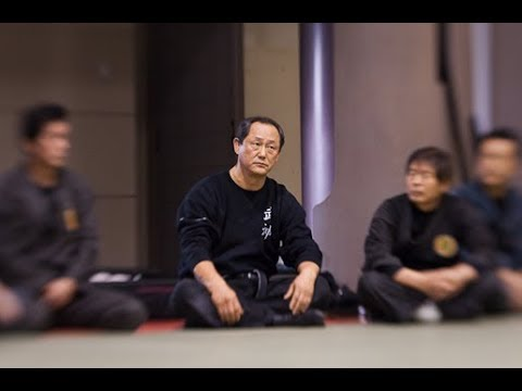 An Quick Interview with Nagato Dai-Shihan.