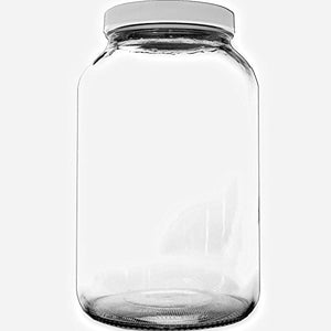 1 Gallon Glass Jar