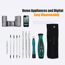 E.Durable Philips Screwdriver Set - Magnetic Long Bits Driver PH0 PH00 PH000 PH1 PH2 - Slotted 1.2 1.5 2.0 3.0 4.0 5.0 6.0, Pentalobe iPhone Screwdriver, Household Appliances Home Tool Kit (Screwdriver Set 1)