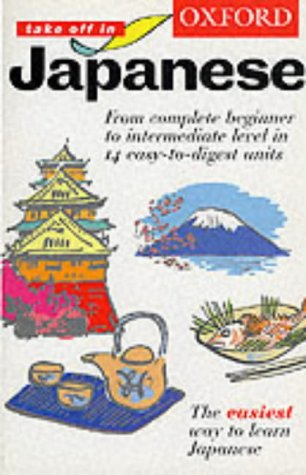 Oxford Take Off in Japanese: Course book