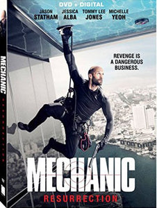 Mechanic Resurrection [2016]