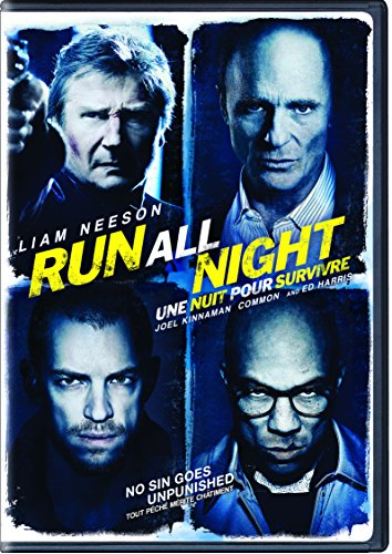 Run All Night [DVD + Digital Copy] (Bilingual) (2015)