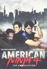 American Ninja 4: The Annihilation [Import]