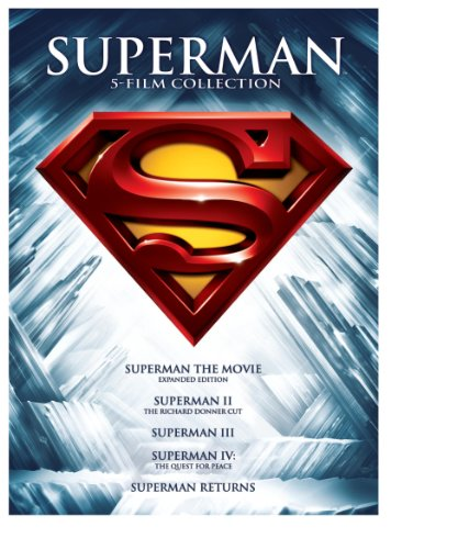 Superman: 5 Film Collection (Bilingual) [Import]