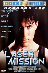Laser Mission [Import] (Brandon Lee)