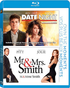 Mr & Mrs Smith / Date Night (2012)