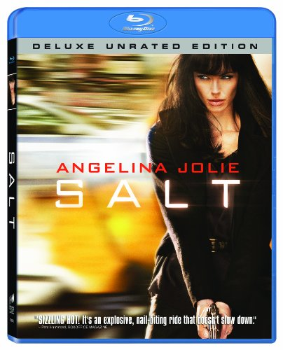 Salt (Deluxe Unrated Edition) [2010] (Bilingual)