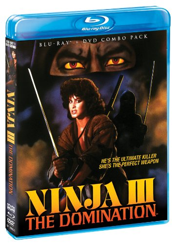 Ninja III: The Domination [Blu-ray + DVD] (Sho Kosugi)