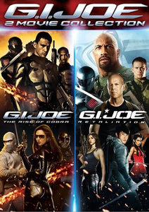 G.I. Joe 2-Movie Collection (Bilingual) [Import]