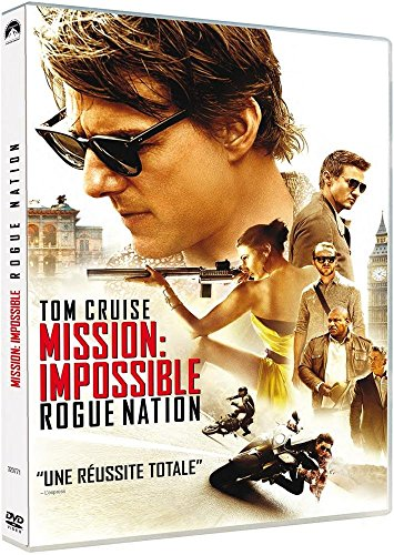 Mission: Impossible - Rogue Nation (Tom Cruise)