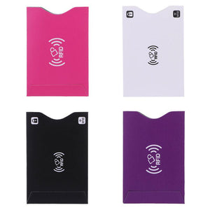 Credit Card Cover RFID Protector Shielded Sleeve