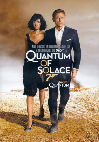 Quantum of Solace (Bilingual) (Daniel Craig)