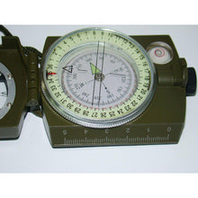 Compass, High Precision Luminous Metal Magnetic Compass