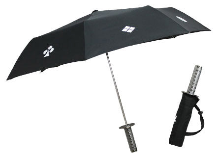 Compact Samurai Umbrella