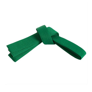 Belts, Green or Red, Double Wrap, Heat Sealed Ends