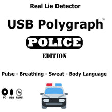 USB - Polygraph Machine