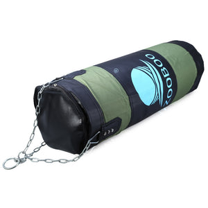 70cm Punching Bag, FItness Sandbags, Striking Drop, Hollow Empty Sand Bag with Chain Martial Art Training Punch Target