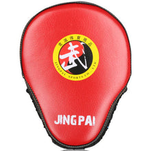Hot Sale Black Training Mitt, Focus Punch Pads, Gloves Sparring, Bags Defense Target
