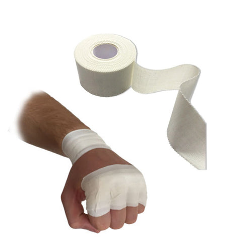 5x10M Martial Arts Wrist Finger Knuckle Hand Protection Wrap, Tape General Sports, Cotton Injury Support Wrap