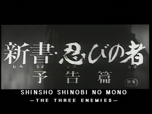Shinobi no Mono Ninja #8 - The Three Enemies