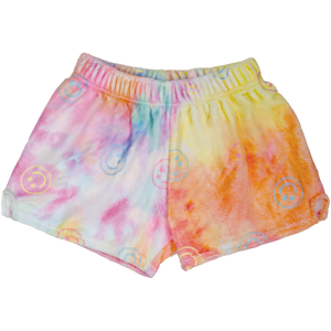 Cotton Candy Plush Shorts