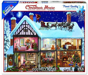 Christmas House - 1000pc Puzzle