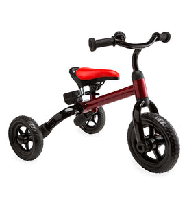 One2Go 2-in-1 Folding Tricycle and Balance Bike