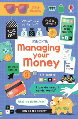 Usborne Managing Your Money