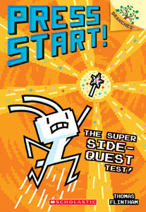 Press Start #6: The Super Side-Quest Test!