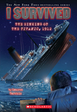 I Survived Graphic Novel: The Titanic