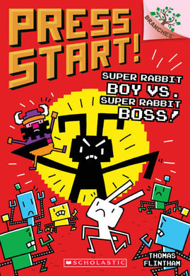 Press Start! #4: Super Rabbit Boy vs. Super Rabbit Boss!