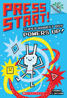 Press Start #2: Super Rabbit Boy Powers Up