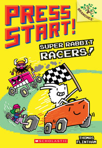 Press Start! #3: Super Rabbit Racers!