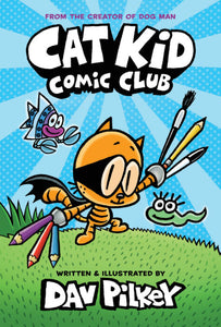 Pre Order Cat Kid Comic Club