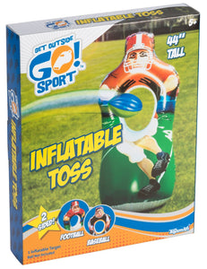 Get Outside GO! Inflatable Sports Toss Game