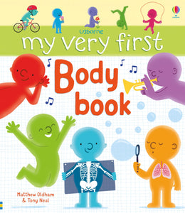 My Very First Body Book