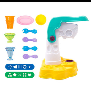 Tutti Frutti - Sparkling Ice Cream Maker