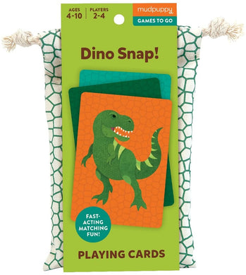 Card Game Dino Snap