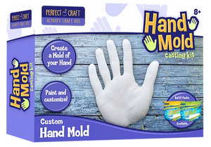 Perfect Craft: Hand Print Casting