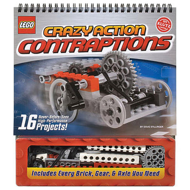 LEGO CRAZY ACTION CONTRAPTIONS (M)