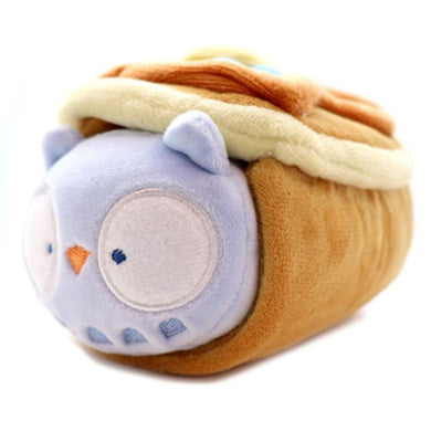 Owl Plush w/ Blanket (Small)