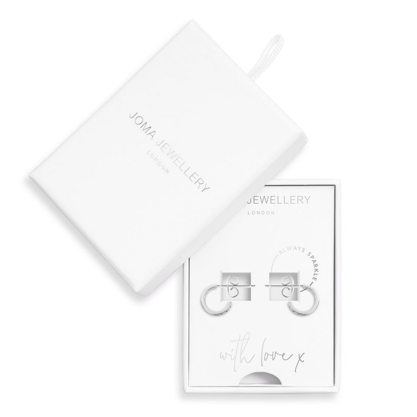 Joma Jewellery - Treasure The Little Things Earring Box Always Sparkle